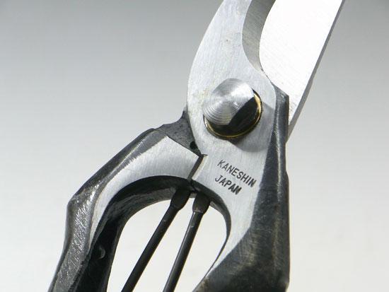 Pruning shears ,Pruning scissors ,Gardering scissors Kaneshin made in Japan