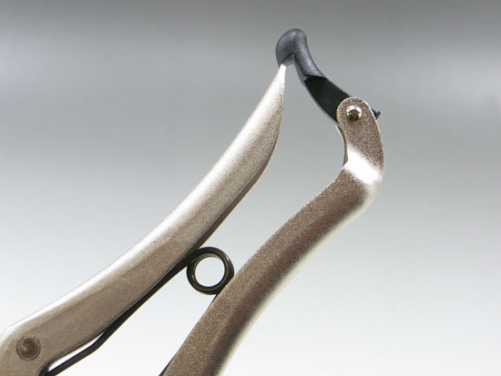 Stainless gardening scissors made in Japan