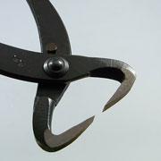 盆栽道具 幹割 (兼進作) 小 全長210mm NO.16