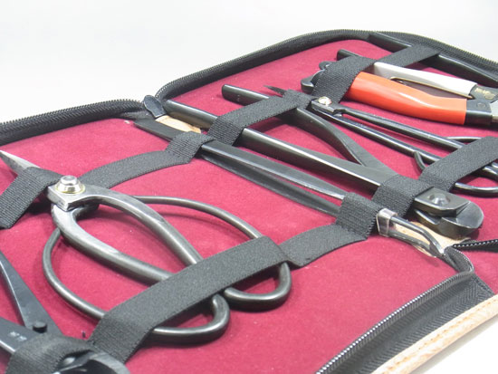 Bonsai tool set Kaneshin made in Japan