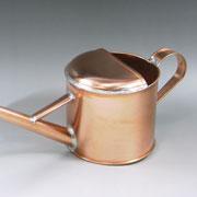 【根岸産業製】 銅製 水差し 約0.9リットル 約200g NO.182BN (1821)
