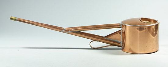 銅製 如雨露 2号(約1.8リットル) 約400g �V型 No.182X (1823)