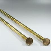 真鍮製ノズル リム(ガード)付き