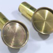 真鍮製リム付き 替えノズル