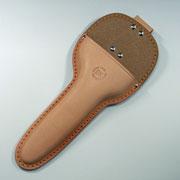 Leather case of long blade pruing(gardening) scissors
