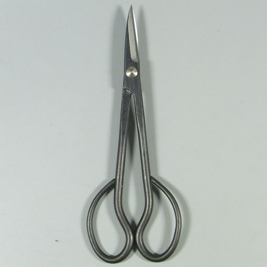 Bonsai trimming scissors