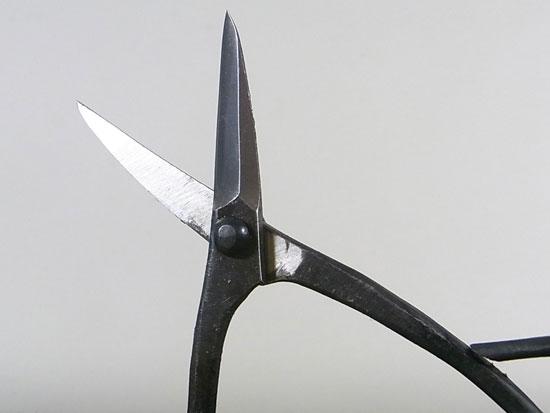 盆栽 左利き用 小枝切、芽摘み鋏