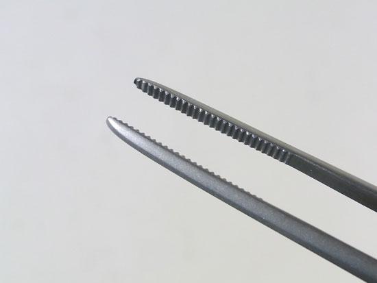 盆栽用 外科用ピンセット