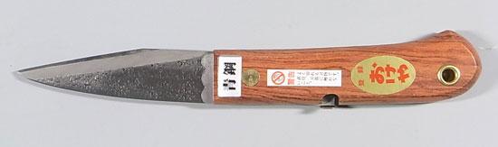 盆栽 接ぎ木刀 折込式