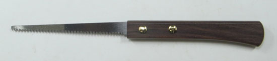 Bonsai saw for small bosai made in Japan KANESHIN