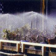 【送料無料】自動散水器「アクアガーデン」(旧元気イイ) 散水ノズル6箇所用 No.8778