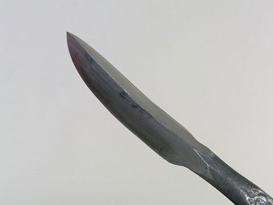 盆栽 ジン・シャリ彫刻刀 剣型反り