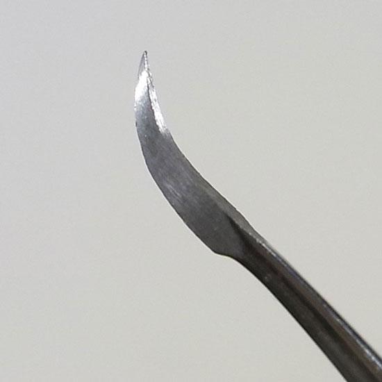 盆栽 ジン・シャリ彫刻刀 尖り型