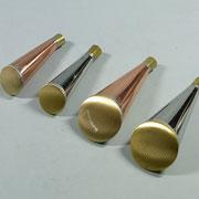 【根岸産業製】 如雨露ノズル(4号用、6号用)銅製、ステンレス製
