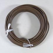 【アウトレット】盆栽道具 針金 アルミ線(樹脂皮膜付) 500g