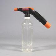 盆栽の薬剤散布に ペットボトル ポンプ式スプレー 「霧王」  No.3908