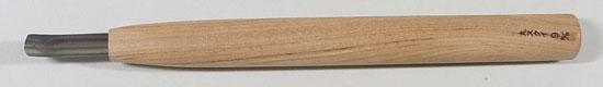 盆栽道具 彫刻刀 ハイス鋼