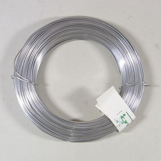 盆栽 シルバーアルミ線 針金