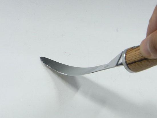 Bonsai re-potting knife