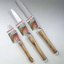 盆栽道具 ステンレス植え替えナイフ