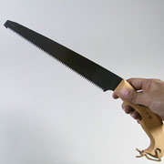 山萬 エビ型 剪定鋸 210mm